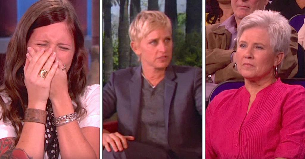 After Deaf Woman Can Finally Hear, Ellen Shares the Truth About Her Mother-In-Law